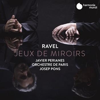 RAVEL, M. - JEUX DE MIROIRS