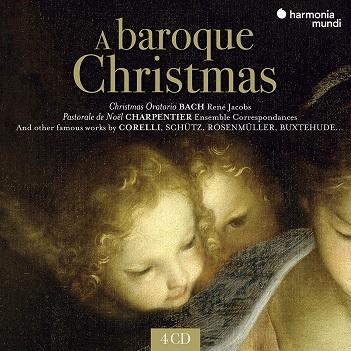 V/A - A BAROQUE CHRISTMAS