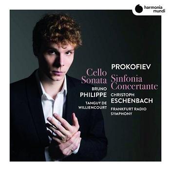 PROKOFIEV, S. - SINFONIA CONCERTANTE
