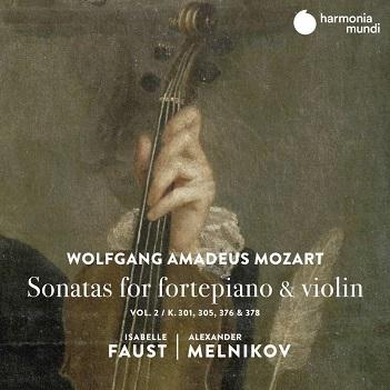 MOZART, W.A. - SONATAS FOR FORTEPIANO..