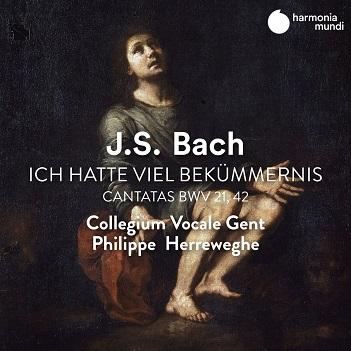 BACH, J.S. - CANTATAS BWV 21 & 42