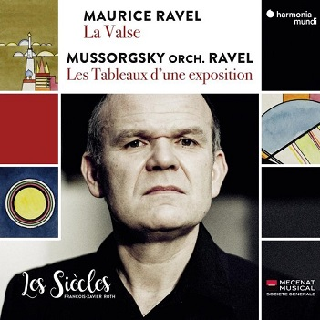 LES SIECLES - RAVEL: LA VALSE / MUSSORG