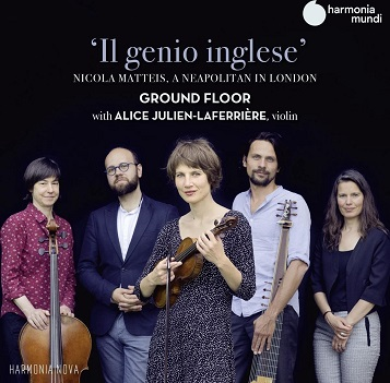 GROUND FLOOR - IL GENIO INGLESE -..