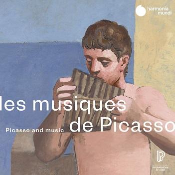 V/A - LES MUSIQUES DE PICASSO