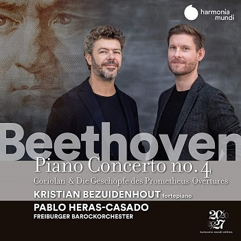 BEZUIDENHOUT, KRISTIAN - BEETHOVEN: PIANO CONCERTO