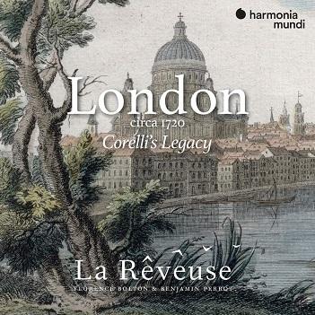LA REVEUSE - LONDON CIRCA 1720 CORELLI