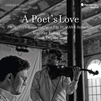 RIDOUT, TIMOTHY/FRANK DUP - A POET'S LOVE