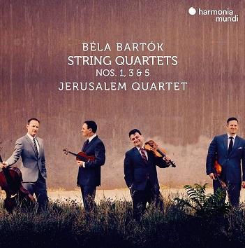 JERUSALEM QUARTET - BELA BARTOK STRING..