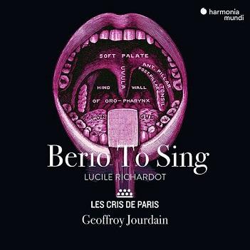 LES CRIS DE PARIS / GEOFF - BERIO TO SING