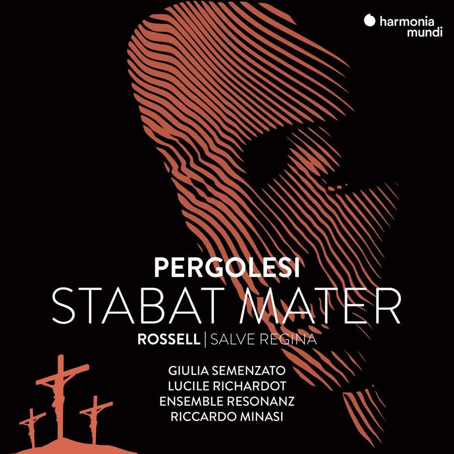 ENSEMBLE RESONANZ / RICCA - PERGOLESI STABAT MATER..