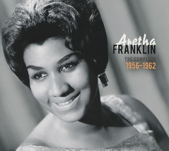 FRANKLIN, ARETHA - COMPLETE:1956-1962