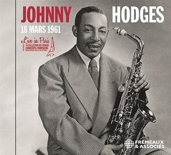 HODGES, JOHNNY - LIVE IN PARIS - 18 MARS..