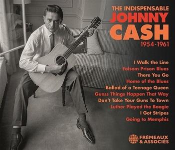 CASH, JOHNNY - INDISPENSABLE JOHNNY..