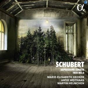 SCHUBERT, F. - ARPEGGIONE SONATA & TRIO