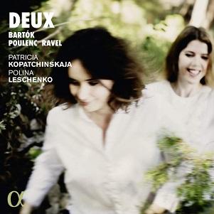 BARTOK/POULENC/RAVEL - DEUX