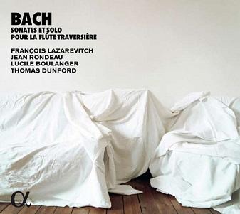 BACH, J.S. - SONATES & SOLO POUR LA FL