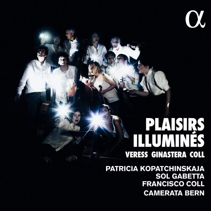 KOPATCHINSKAJA, PATRICIA/ - PLAISIRS ILLUMINES