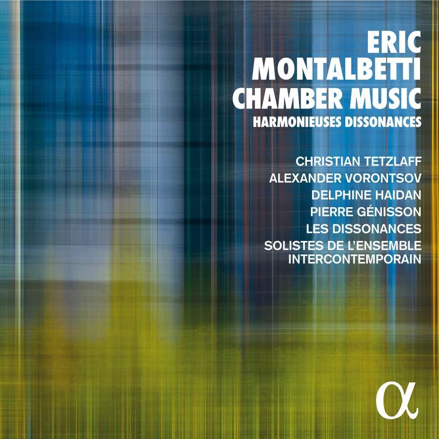 MONTALBETTI, E. - CHAMBER MUSIC HARMONIEUSE