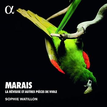 WATILLON, SOPHIE - MARAIS: LA REVEUSE ET..