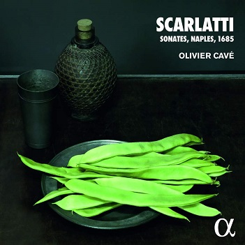 CAVE, OLIVIER - SCARLATTI: SONATES,..