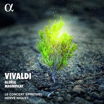 LE CONCERT SPIRITUEL/HERV - VIVALDI: GLORIA &..