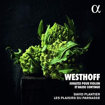 PLANTIER, DAVID/LES PLAIS - WESTHOFF: SONATES POUR..