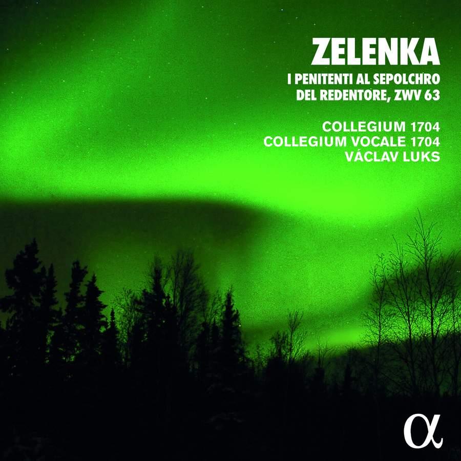 COLLEGIUM 1704/COLLEGIUM - ZELENKA: I PENITENTI AL..