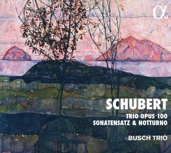 BUSCH TRIO - SCHUBERT: TRIO OPUS 100,