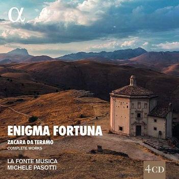 LA FONTE MUSICA / MICHELE - ZACARA DA TERAMO:..
