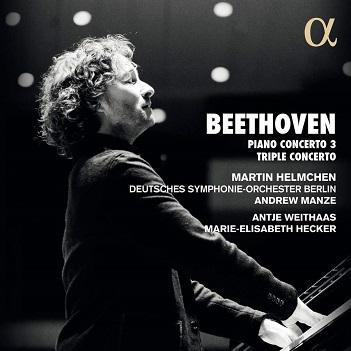 HELMCHEN, MARTIN - BEETHOVEN: PIANO CONCERTO
