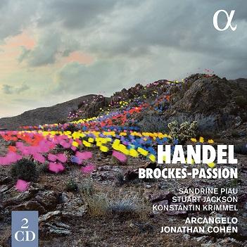 ARCANGELO/JONATHAN COHEN/ - HANDEL: BROCKES-PASSION