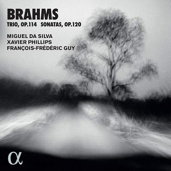 SILVA, MIGUEL DA - BRAHMS: TRIO, OP. 114 &..