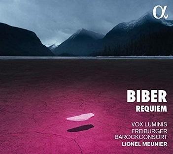 VOX LUMINIS / LIONEL MEUN - BIBER: REQUIEM