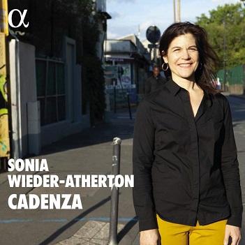 WIEDER-ATHERTON, SONIA - CADENZA