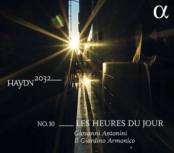ANTONINI, GIOVANNI/IL GIA - HAYDN 2032 NO.10: LES..