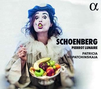 KOPATCHINSKAJA, PATRICIA - SCHOENBERG:.. -CD+BOOK-