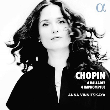 VINNITSKAYA, ANNA - CHOPIN: 4 BALLADES & 4..