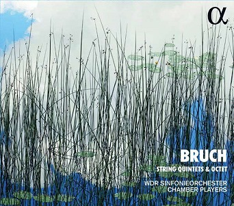 WDR SINFONIEORCHESTER CHA - BRUCH: STRING QUINTETS..