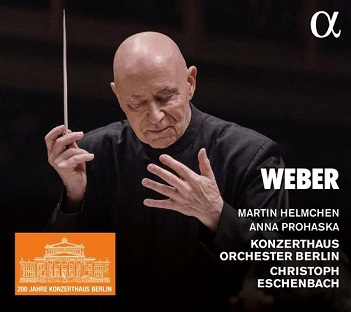 KONZERTHAUS ORCHESTER BER - WEBER