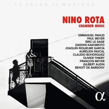 KASHIMOTO, DAISHIN/EMMANU - NINO ROTA: CHAMBER MUSIC