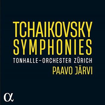 JARVI, PAAVO / TONHALLE-O - TCHAIKOVSKY SYMPHONIES