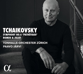 JARVI, PAAVO / TONHALLE-O - TCHAIKOVSKY: SYMPHONY..