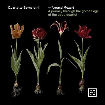 QUARTETTO BERNARDINI - AROUND MOZART
