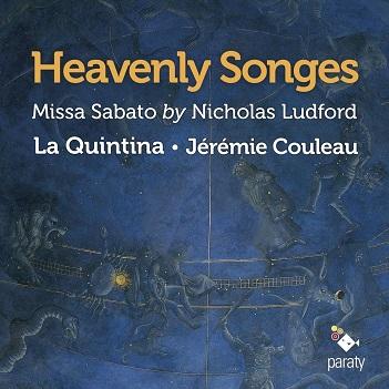 LA QUINTINA / JEREMIE COU - HEAVENLY SONGES