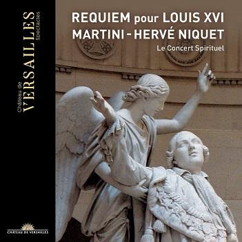 MARTINI, J.P.E. - REQUIEM POUR LOUIS XVI