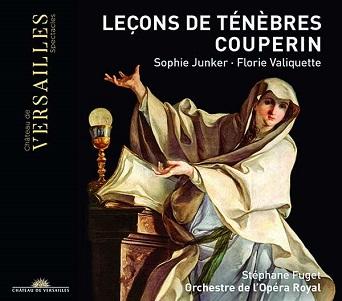 JUNKER, SOPHIE / FLORIE V - COUPERIN: LECONS DE TENEB