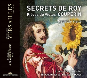 VIALLE, MATHILDE - FRANCOIS COUPERIN:..