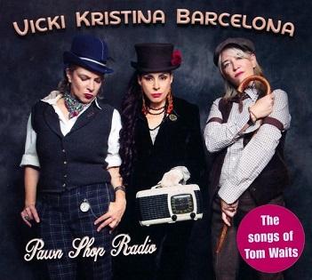 VICKI KRISTINA BARCELONA - PAWN SHOP RADIO