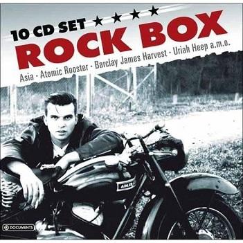 V/A - ROCK BOX-WALLET BOX
