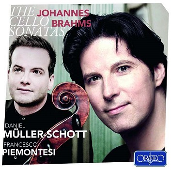 Brahms-Cello sonatas - MULLER-SCHOTT & PIEMONTES